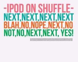 Song Shuffle